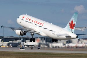 Air Canada Reservations Number