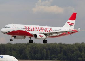 Red Wings Airlines reservations
