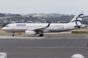 Aegean Airlines reservations phone number.