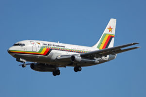 Air Zimbabwe Reservation Number
