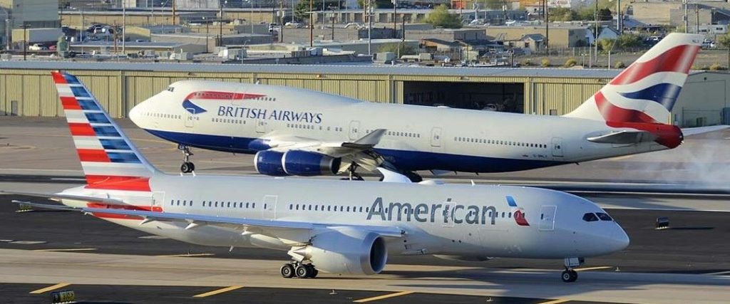 British Airways vs American Airlines: Which One is the Best for Flyers Commuting Between U.S and U.K