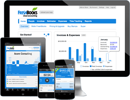 FreshBooks customer service Number