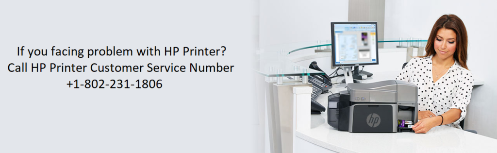 HP Printer Customer Service number.