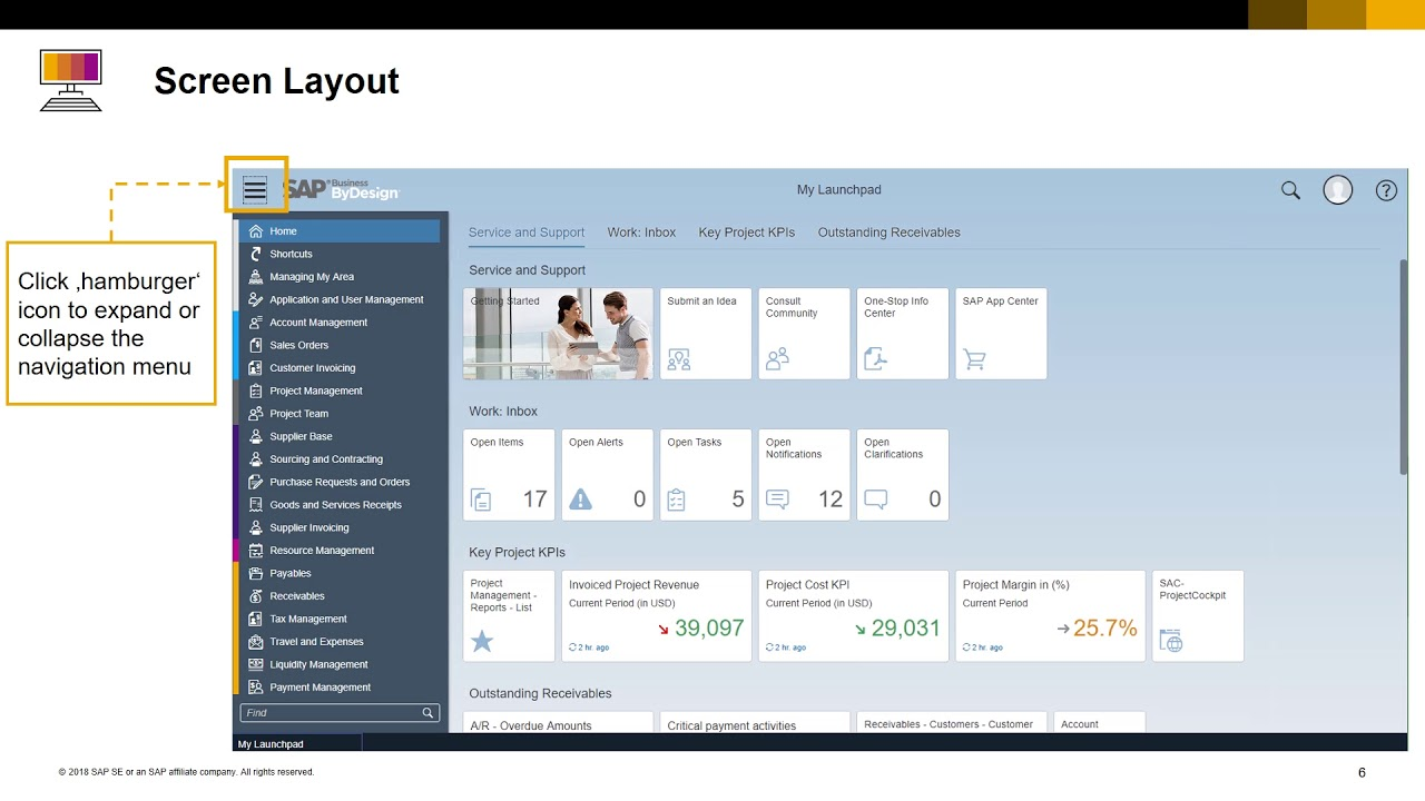 SAP-Business-ByDesign customer service