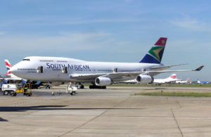 South African Airways Reservations Number