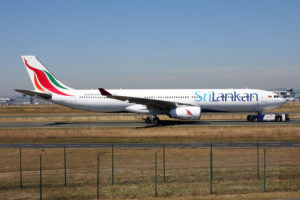 SriLankan Airlines Reservation Number
