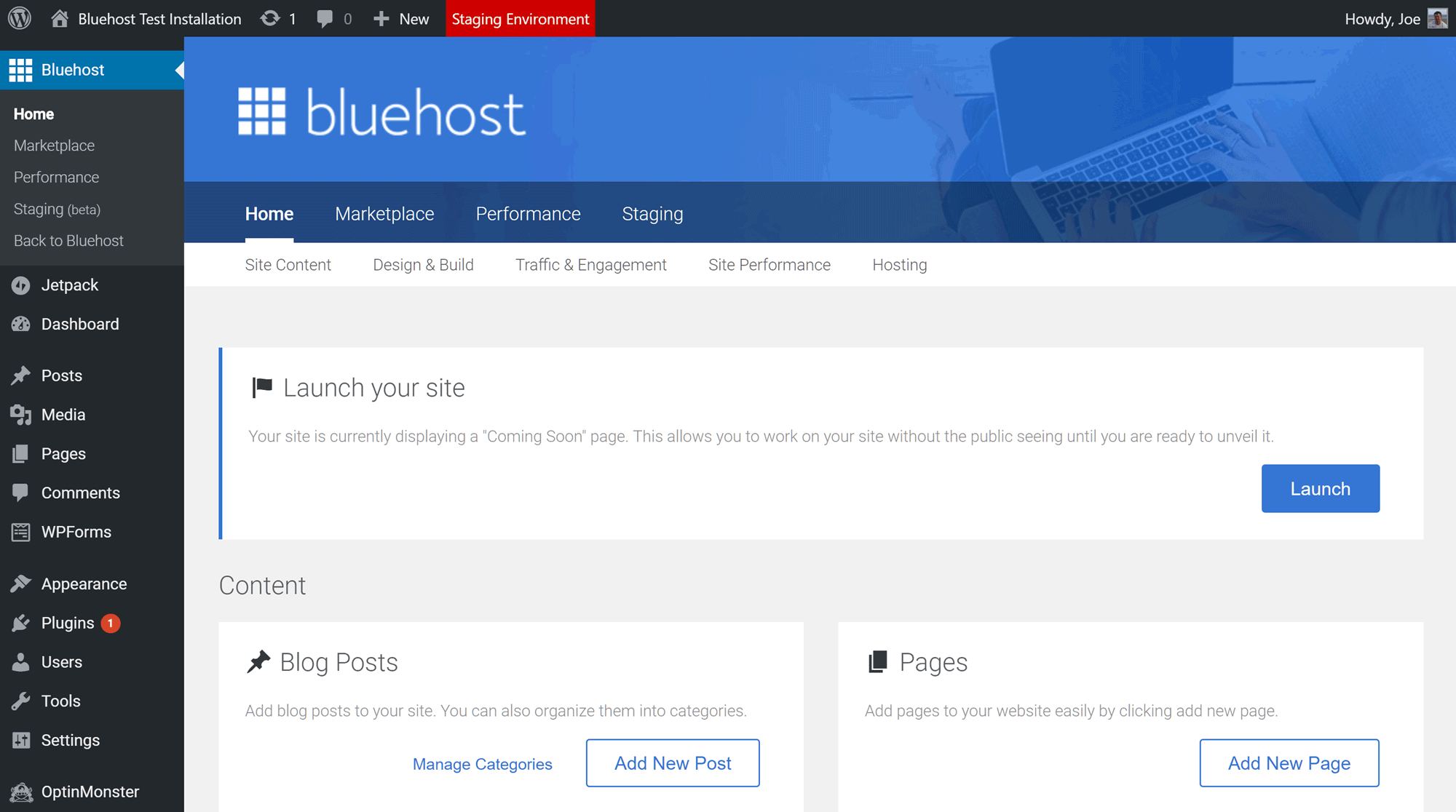 Bluehost customer service Phone Number