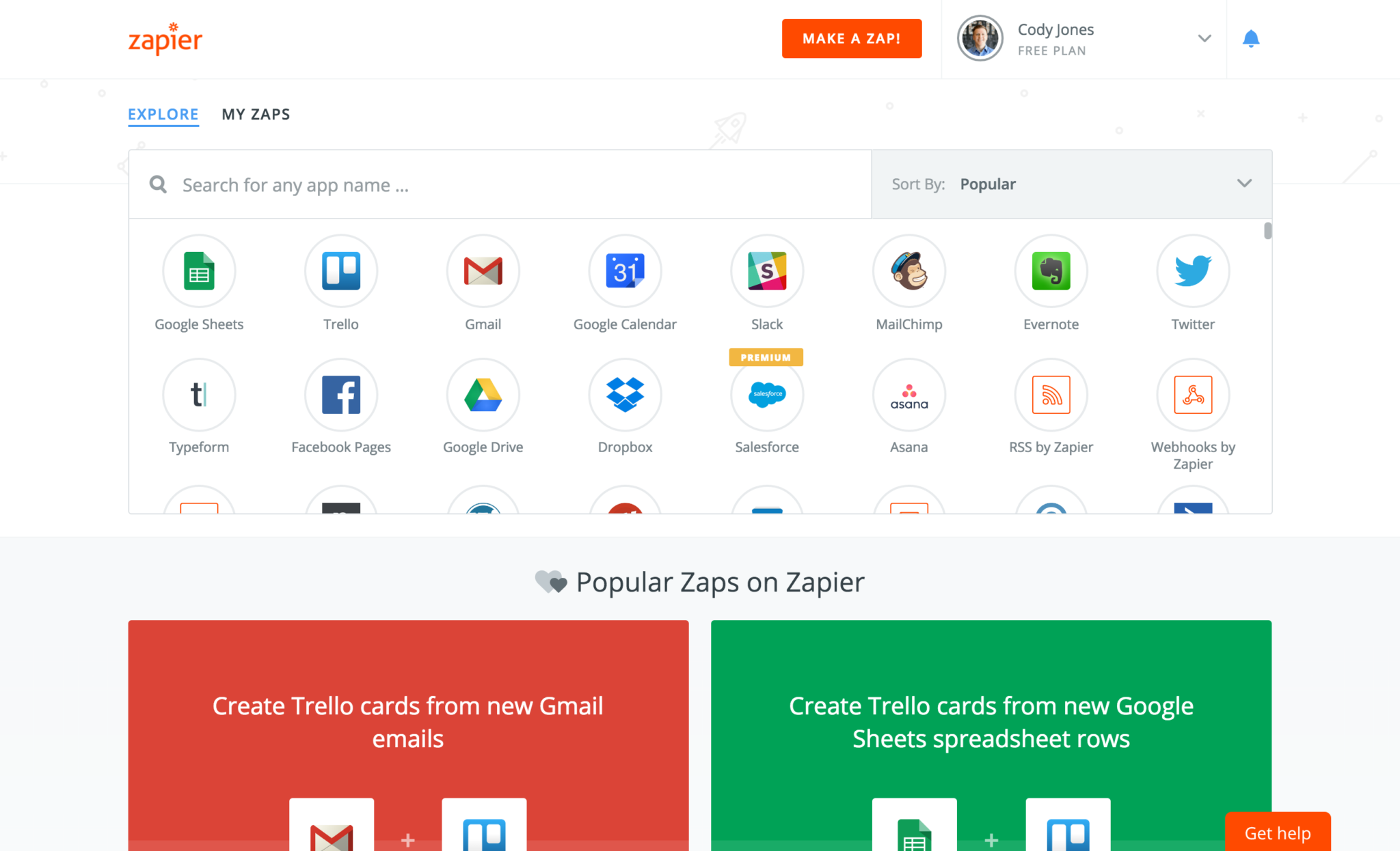 Zapier customer service Phone Number