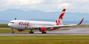 Air Canada Rouge phone number