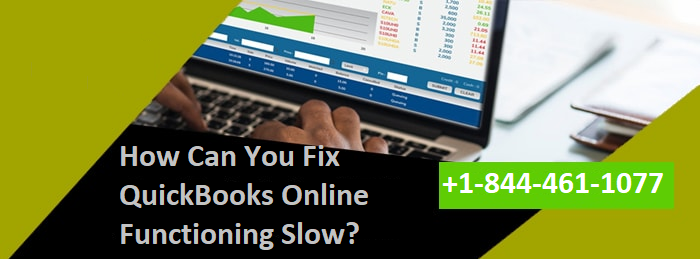 Fix QuickBooks Online Functioning Slow