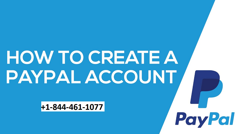 create new paypal account