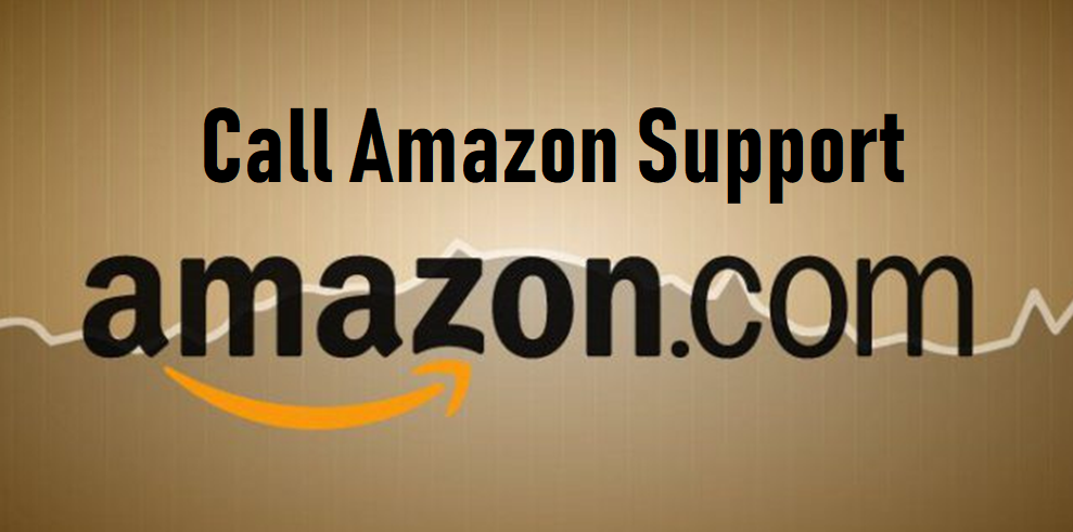 Call Amazon Support