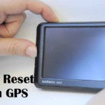 How to Reset Garmin GPS