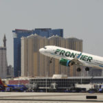 Las Vegas with Frontier Airlines