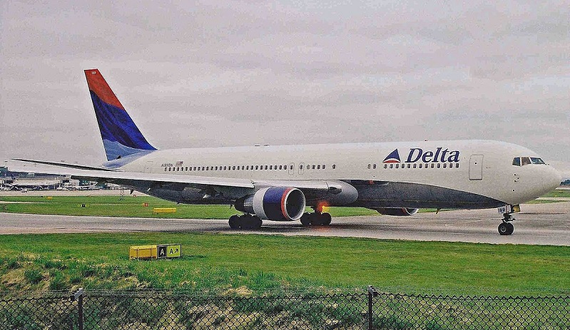 where is Delta Airlines based
