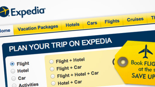 cancel Expedia flight