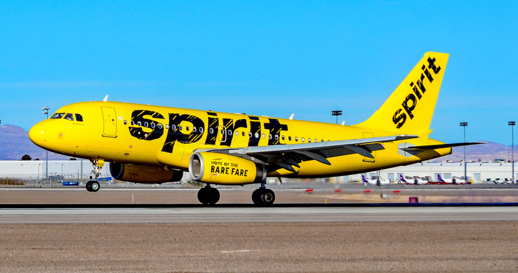 Flight Experience With Spirit Airlines Reservations