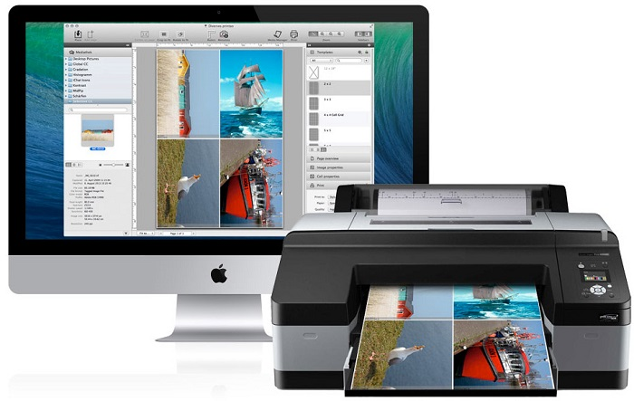 HP Wireless Printer on Mac