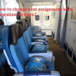Hawaiian Airlines seat upgrade