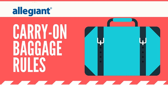 Allegiant Baggage Policy