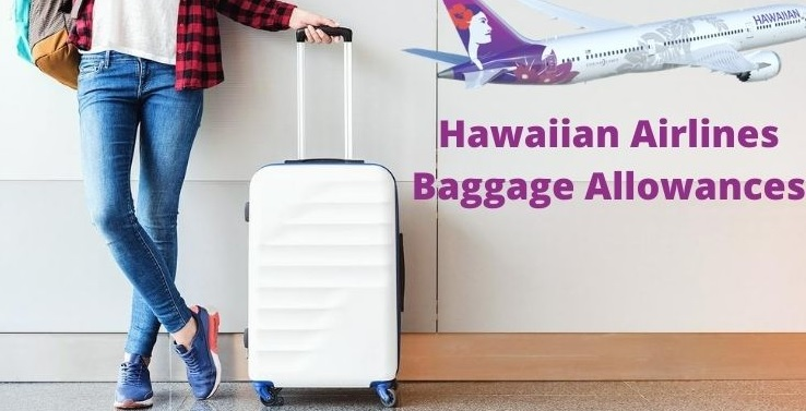 Hawaiian Airlines Baggage Fees