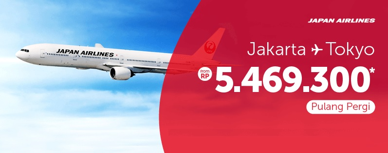 Japan Airlines Reservations