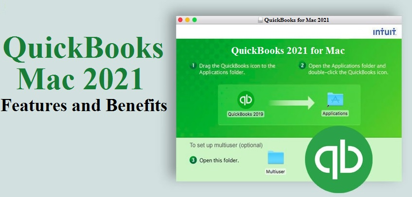 QuickBooks for Mac 2021