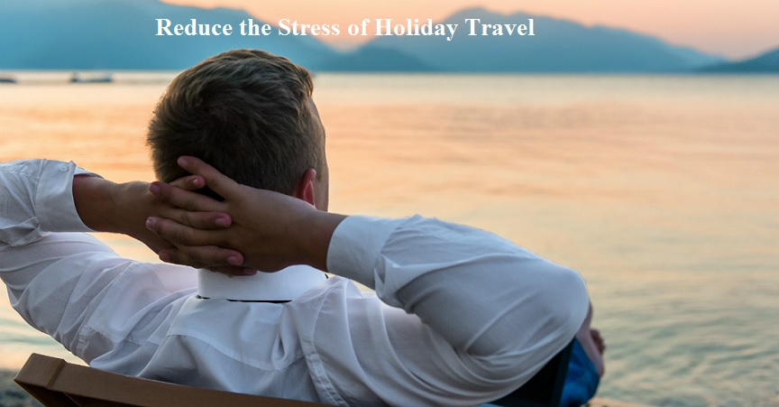 Relieve Stress From Travel