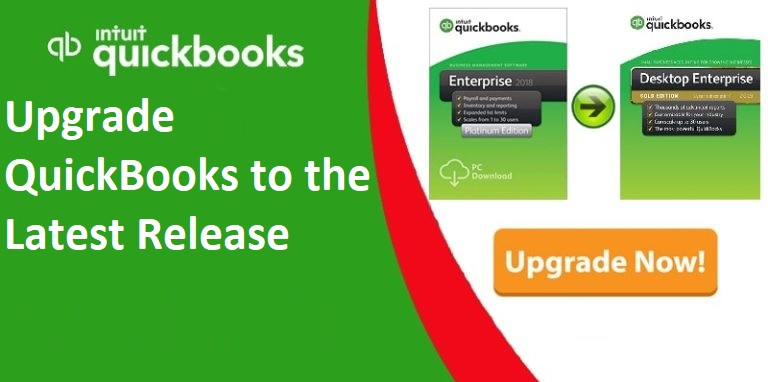 Upgrade QuickBooks