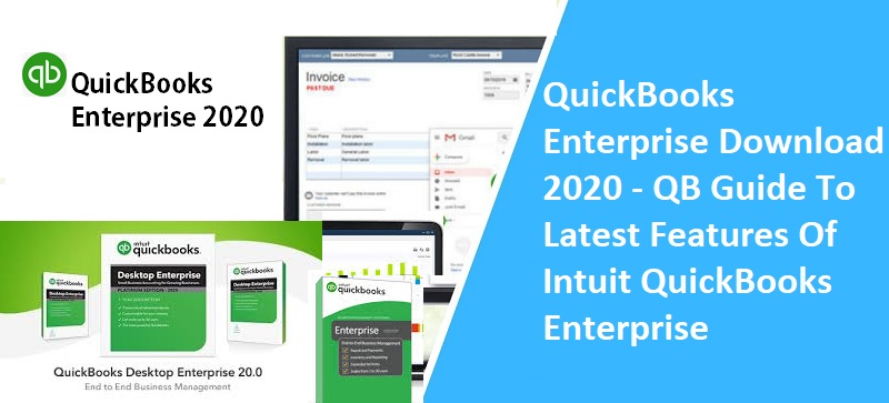QuickBooks Enterprise 2020 Upgrade