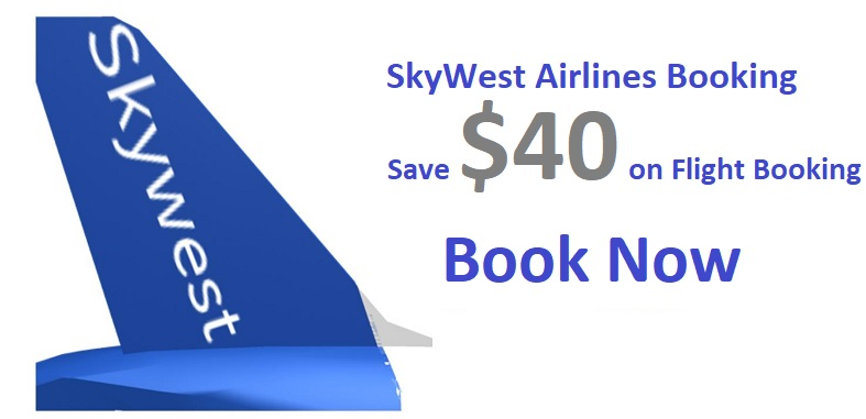 SkyWest Airlines Booking