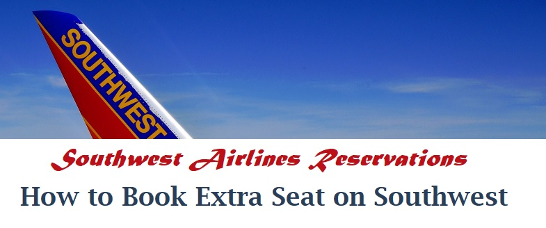 book extra seat on southwest