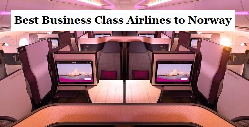 Business Class Airlines to Norway